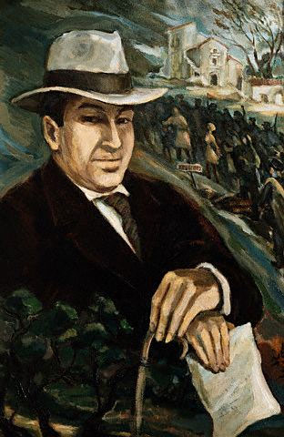 This is Antonio Machado, the author. Juan de Mairena is not real.